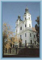 Kirche St. Maria in Frýdek-Místek