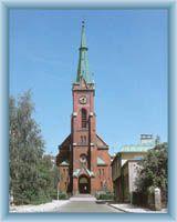 Evangelische Kirche in Frýdek
