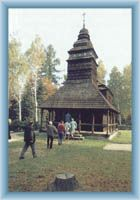Kirche in Hodoslavice