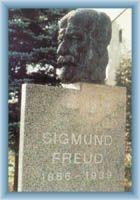 Denkmal von S. Freud in Příbor