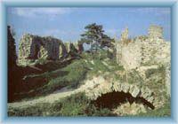 Burgruine Starý Jičín