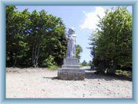 Statue von Radegast