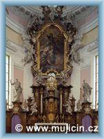 Jičín - Kirche