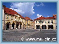 Jičín - Stadtplatz