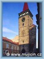 Jičín - Valdická tor