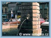 Sobotka - Brunnen