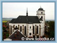 Sobotka - Kirche