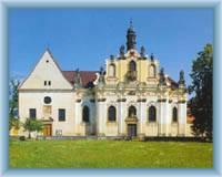 Mnichovo Hradiště - Kapelle von St. Anna