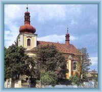 Mnichovo Hradiště - Kirche des St. Jacob