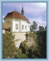 Kapelle des St. Johann Nepomuk