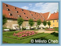 Cheb - Kloster
