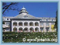 Jeseník - Sanatorium Priessnitz