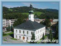 Jeseník - Rathaus