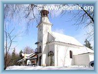 Jeseník - Kirche