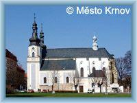 Krnov - Kirche