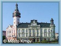 Krnov - Rathaus