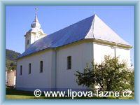 Lipová - Kirche