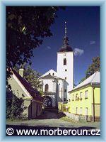 Moravský Beroun - Kirche