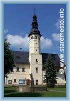 Staré Město pod Sněžníkem - Rathaus