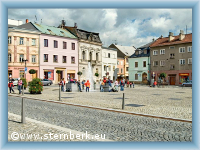 Šternberk Stadt