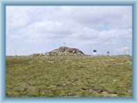 Gipfel von Králický Sněžník