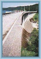 Wassersperre Kružberk