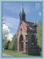 Kirche Sankt Roch in Ramzová