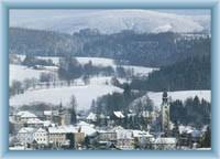 Stadt Staré Město pod Sněžníkem