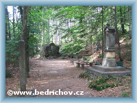 Kreuzweg im Bedřichov