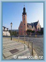 Český Dub - Rathaus