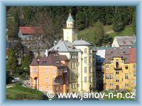 Janov nad Nisou - Rathaus