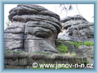 Janov nad Nisou - Trniště