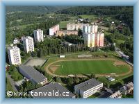 Tanvald - Stadion