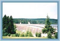 Wassertalsperre Bedřichov