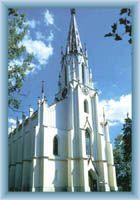 Hl. Vavřinec Kirche in Chrastava