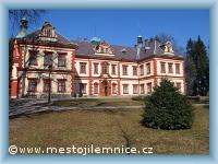 Jilemnice - Schloss