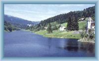 Talsperre Labská přehrada