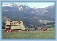 Berge Studniční hora und Sněžka