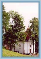 Barockkirche Sankt Václav in Vysoké nad Jizerou