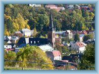Kirche in Vrchlabí
