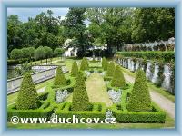 Duchcov - Fürstliche Garten