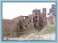 Burgruine Hasištejn