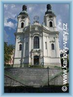 Karlovy Vary - Kirche