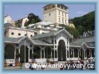 Karlovy Vary - Kollonade