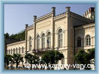 Karlovy Vary - Badehaus