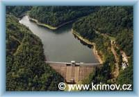 Wassertalsperre Křimov
