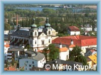 Krupka - Basilika