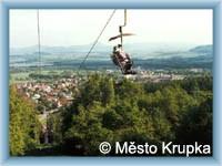Krupka - Seilbahn