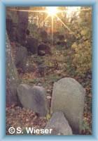 Friedhof in Kynšperk