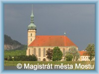 Most - Kirche